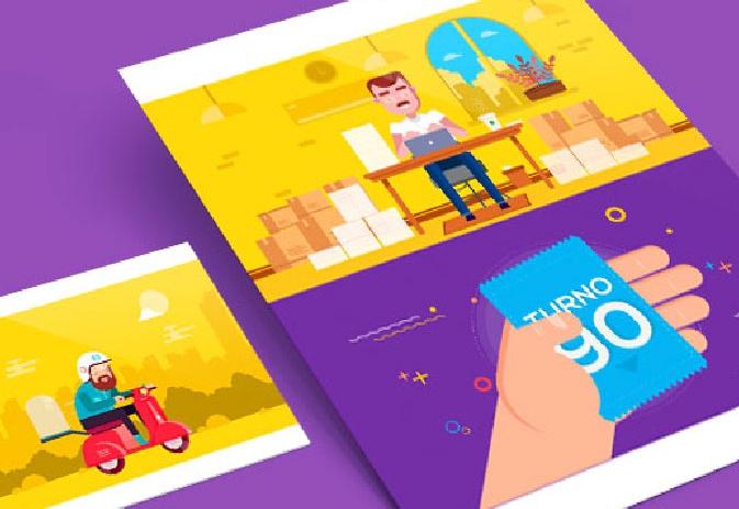 portafolio-agencia-digital-diseno-ilustracion-digital-mensajeros-urbanos-mockup