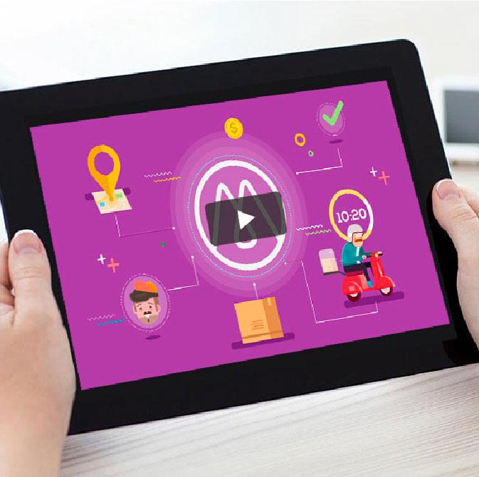 portafolio-agencia-digital-diseno-ilustracion-digital-mensajeros-urbanos-mockup-tableta