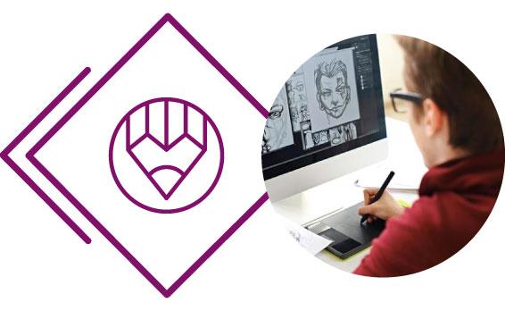 agencia-de-diseno-ilustración-digital-editorial-tres-pi-medios