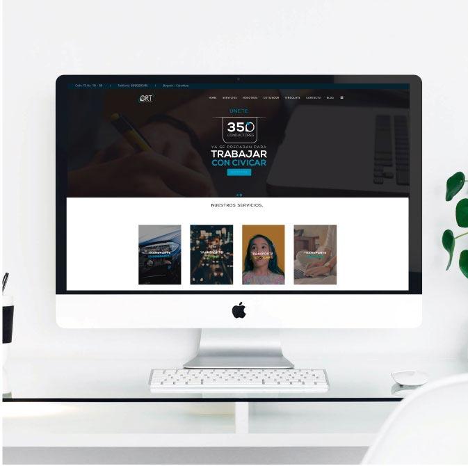 ORT Diseño Web